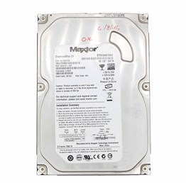HARDDISK SATA MAXTOR DIAMONDMAX 21 STM380815AS 80GB 3.5